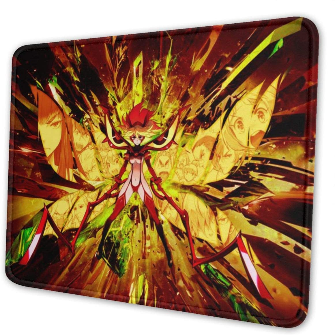 Hunter X Hunter Gon /& Killua Mouse Pad Non-Slip Gaming Mouse Pad with Stitched Edge Computer PC Mousepad Rubber Base for Office Home