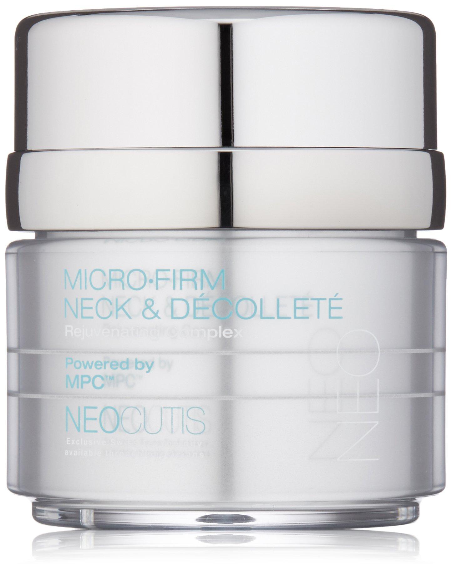 NEOCUTIS Microfirm Neck & Décolleté Rejuvenating Complex, 1.7 Fl Oz by NEOCUTIS