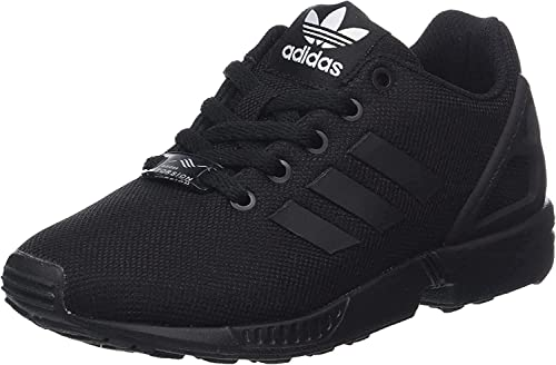 black adidas boys trainers