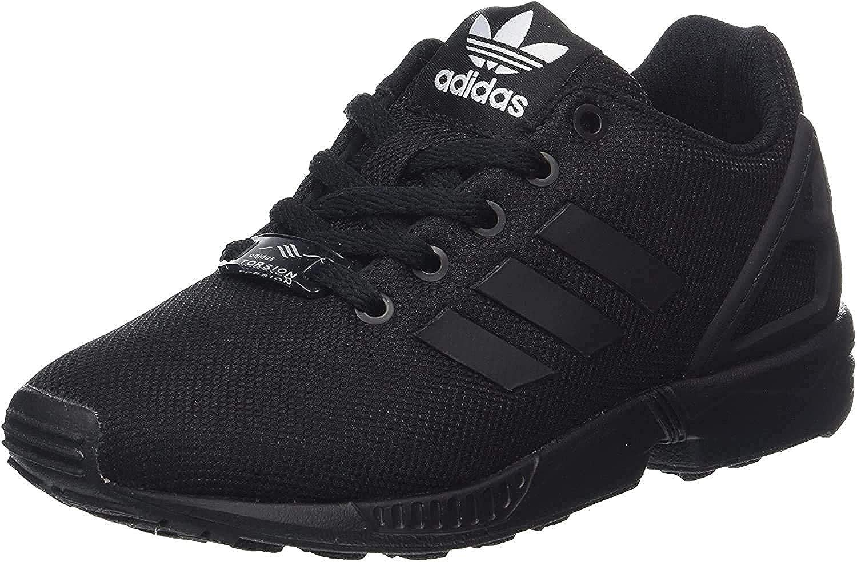 Adidas ORIGINALS Boy's Zx Flux J Cblack