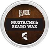 Beardo Beard and Mustache Wax, 50g