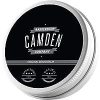 ● VAINQUEUR DU TEST 09/18 ● Baume à barbe «Original» de Camden Barbershop Company : soin pour la barbe ● entièrement naturel ● au parfum frais