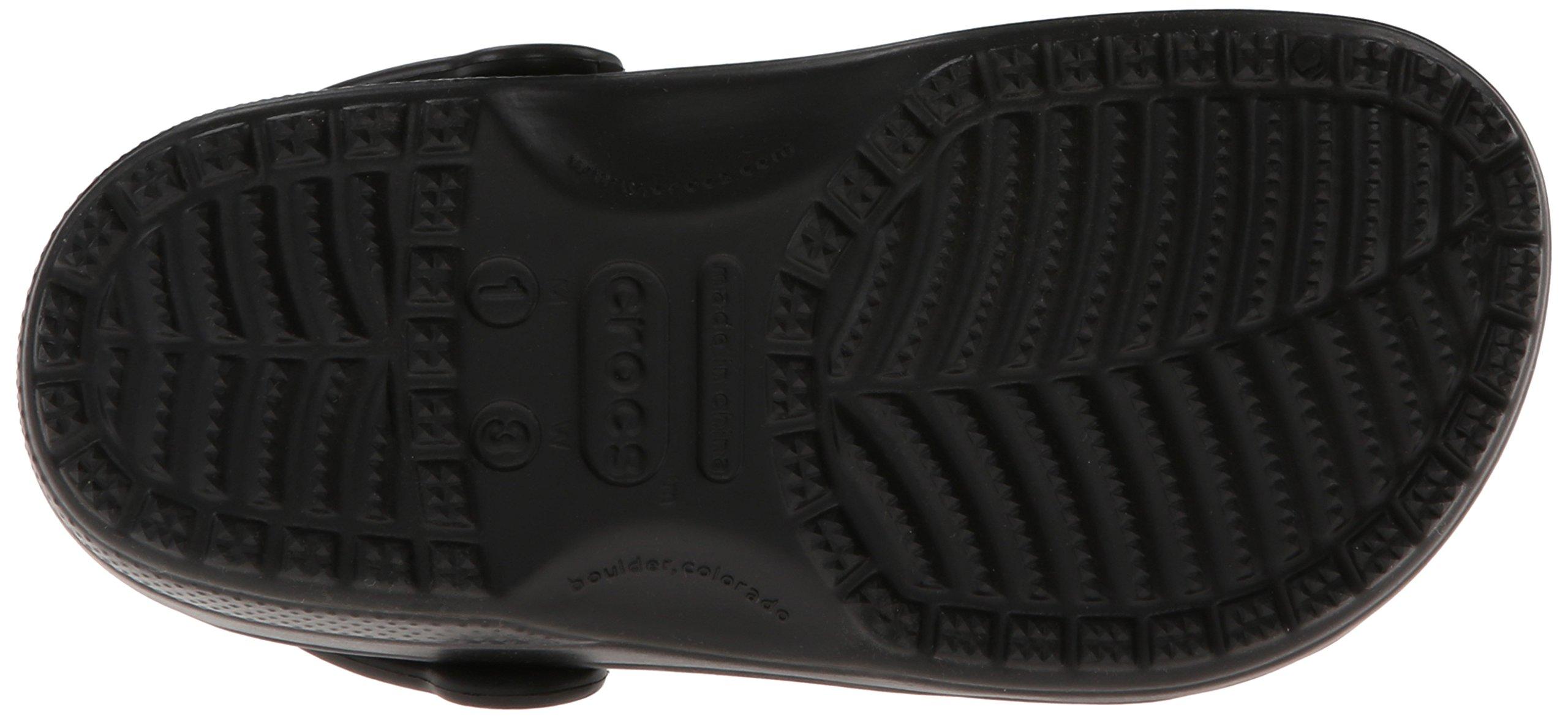 Crocs Kids 15394 I Love NY Classic Clog (Toddler/Little Kid),Black,6 M US Toddler by Crocs (Image #3)