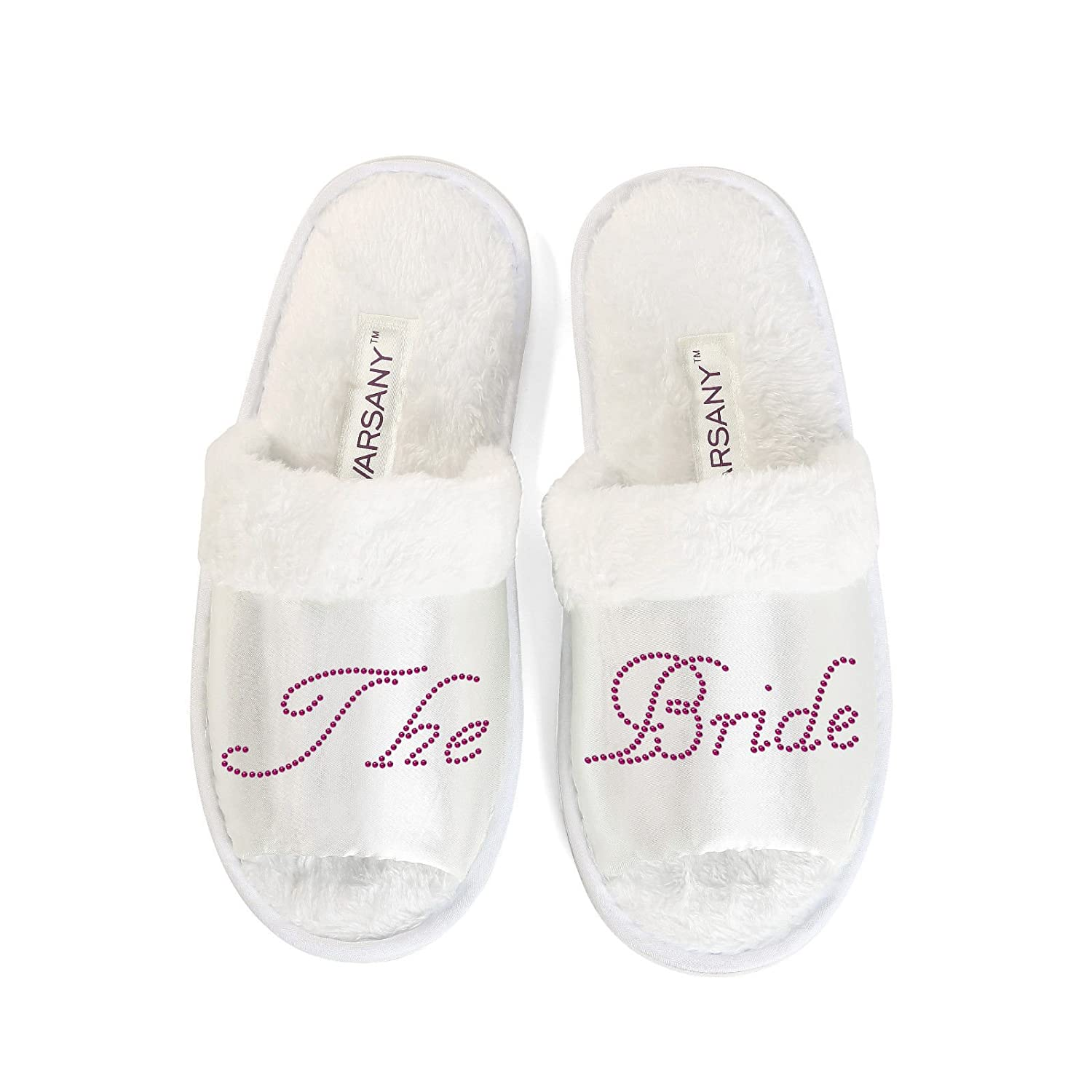 New Clear Grooms Mother Slippers Bride Bridesmaid Spa Hen Weekends Wedding Gift By Varsany OT
