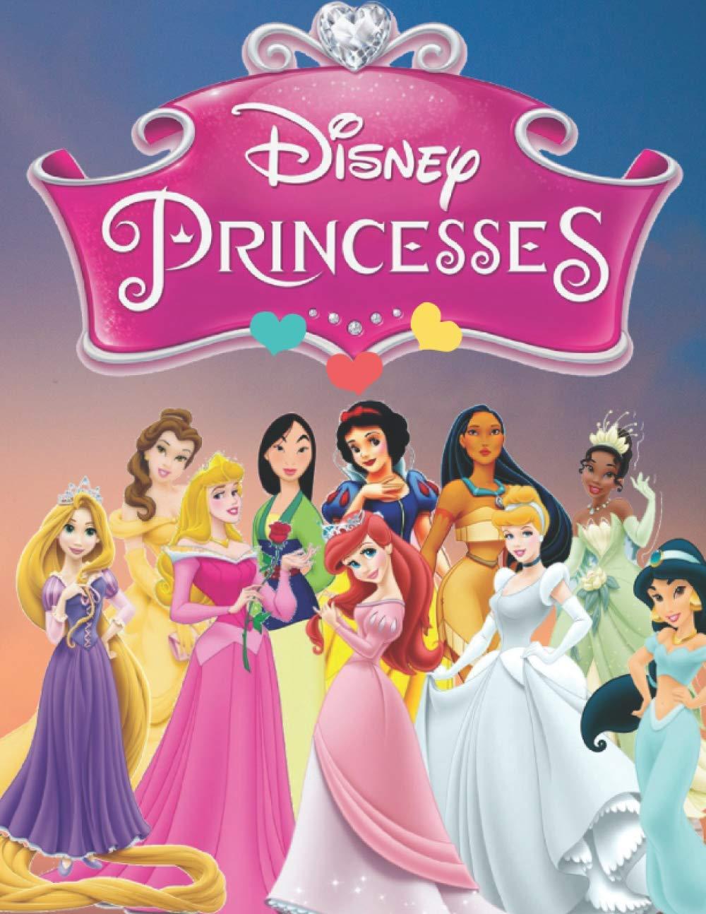 Disney Princesses Livre De Coloriage Princesses Disney Livre De Coloriage Princesse Avec De Belles Images Pour Les Enfants De 4 A 8 Ans French Edition Km Sarah 9798684392665 Amazon Com Books