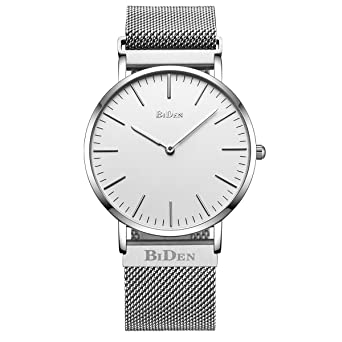 The 8 best mens silver watches under 100