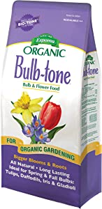 Espoma Bulb-Tone Plant Food, Natural & Organic Fertilizer for All Spring & Fall Bulbs, 4 lb, Pack of 2