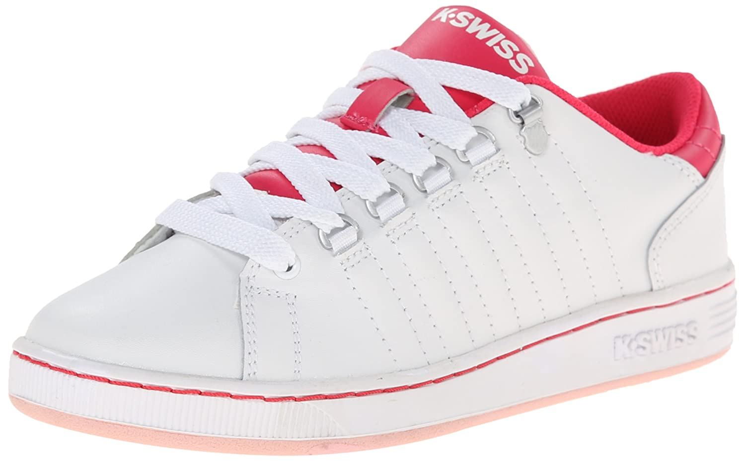Big Kid K-Swiss Lozan GS Tennis Shoe