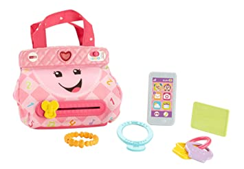 Fisher-Price FPM43 Laugh and Learn Smart Stages - Monedero ...