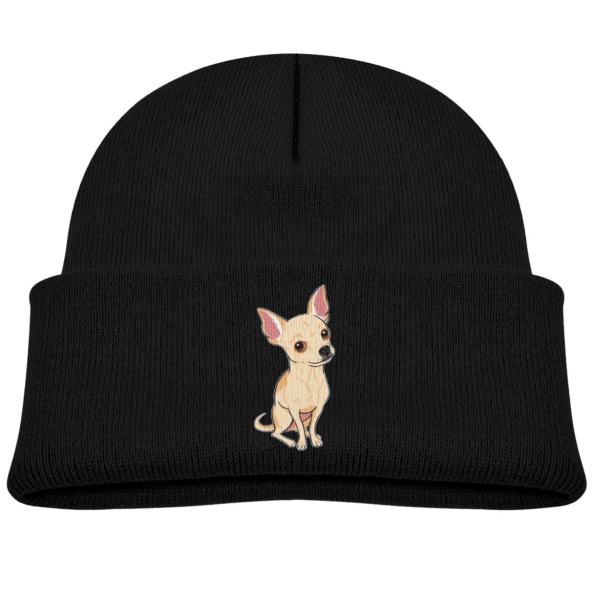 Amazon.com  Banana King Chihuahua Dog Baby Beanie Hat Toddler Winter Warm  Knit Woolen Watch Cap for Kids  Clothing 00fb232aeee