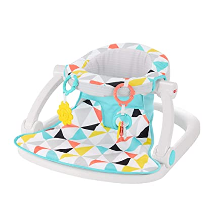 Amazon.com: Fisher-Price Sit-Me-Up - Asiento de suelo: Baby