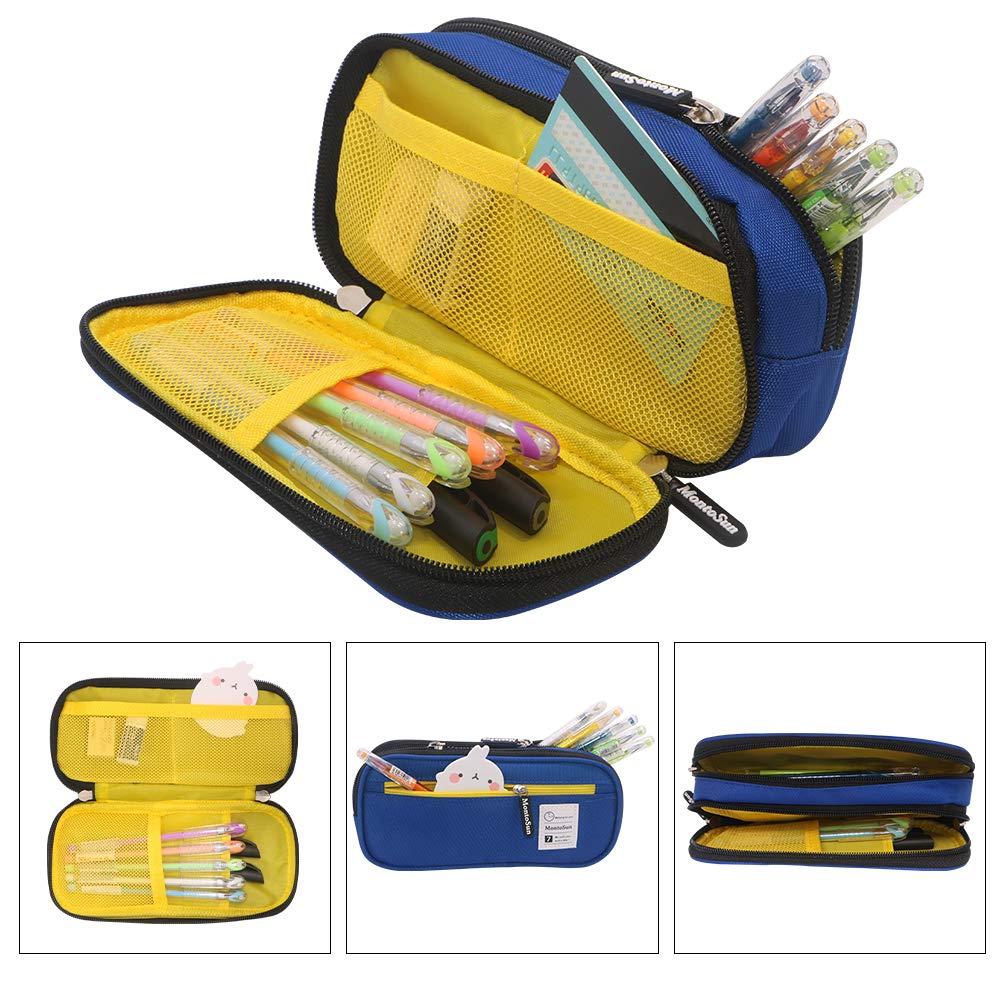 Amazon.com: MontoSun - Estuche para lápices, gran capacidad ...