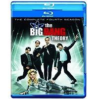 La Teoría del Big Bang, Temporada 4 [Blu-ray]