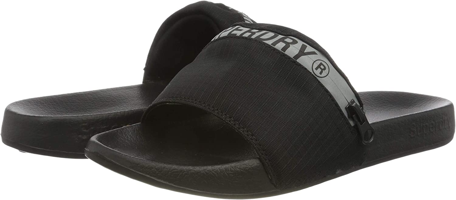Chaussons Mules Homme Superdry Supersafe Slide
