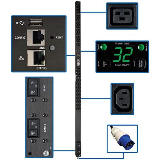 Review Tripp Lite PDU Monitored