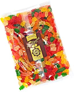 product image for Albanese Sugar Free 6 Flavor Gummi Bears, 5LB