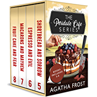 The Peridale Cafe Series Volume 2: Books 5-8 (The Peridale Cafe Cozy Mystery Box Set Series) (English Edition)