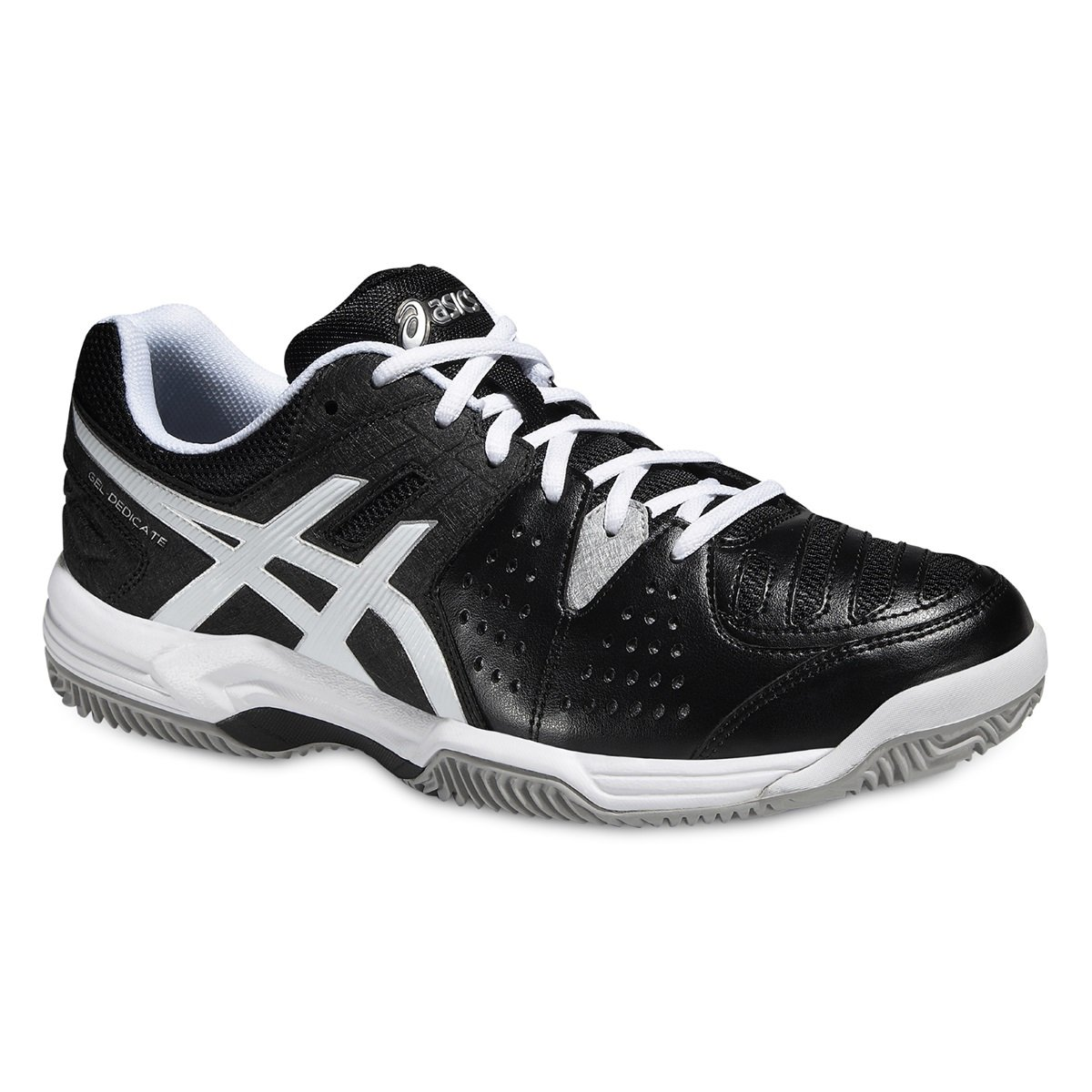 Zapatilla De Padel Asics Gel Dedicate 4 Clay-42.5: Amazon.es ...