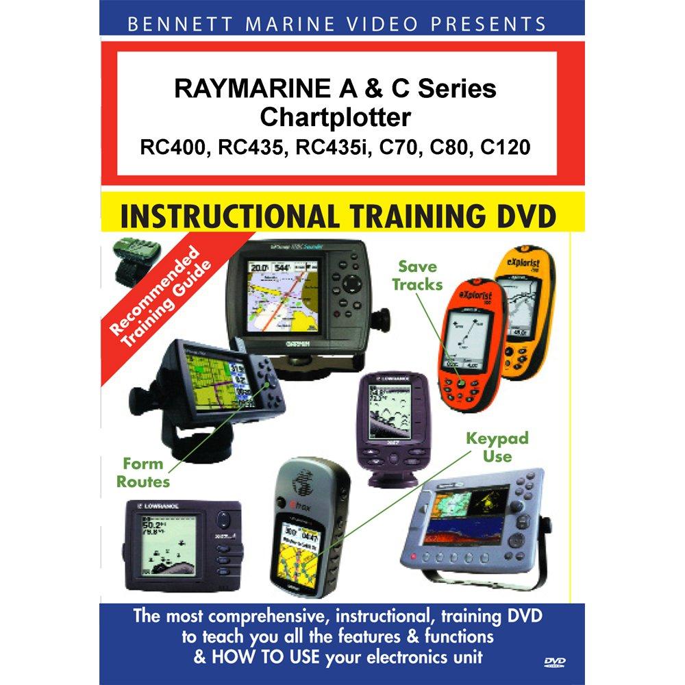 Raymarine a and C Series Chartplotter: Rc400,Rc435,RC435i,C70,C80,C120 Reino Unido DVD: Amazon.es: Raymarine a & C Series Chartpl: Cine y Series TV