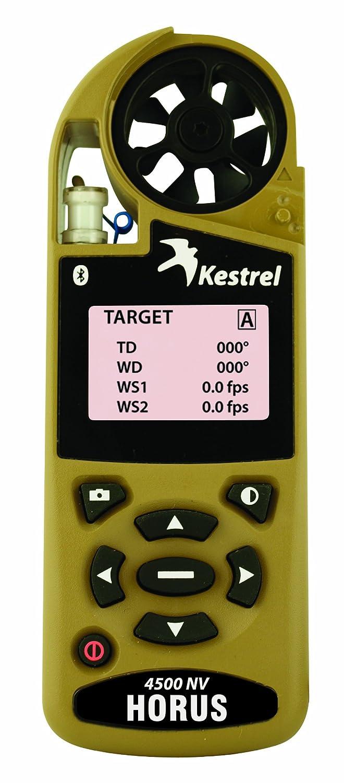 Kestrel Shooters Weather Meter with Horus Ballistics