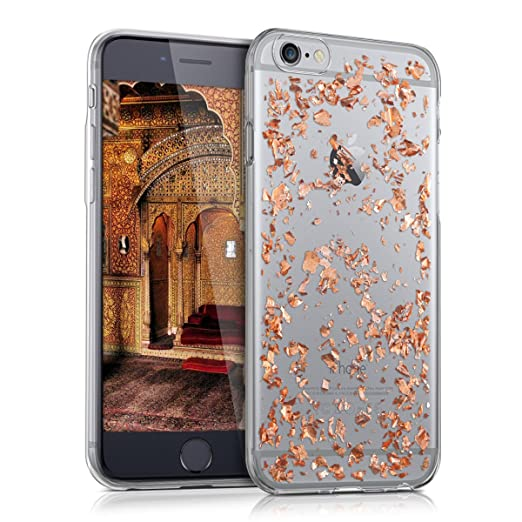 14 opinioni per kwmobile Cover per Apple iPhone 6 / 6S- Custodia in silicone TPU- Back case