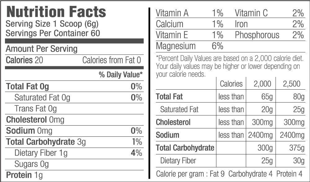 Juvo Raw Green Superfood, 329 ml: Amazon.com: Grocery ...