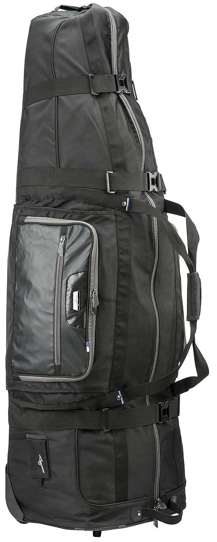 [ミズノ] ゴルフ グローバルシリーズ キャディバッグキャリー 5LJT185000 世界共通モデル Lサイズ ブラック(09)