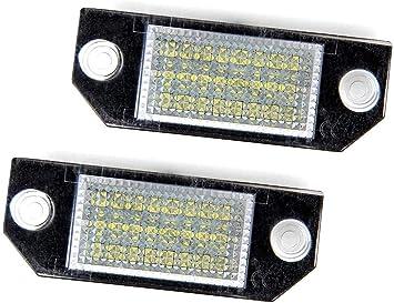 Phil Trade Led Kennzeichenbeleuchtung Eintragungsfrei Auto