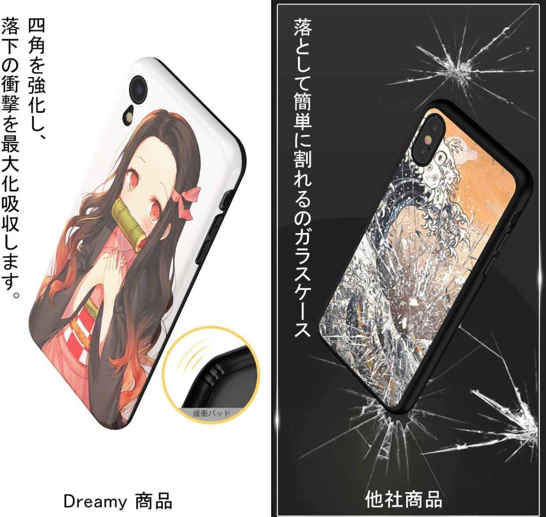 iphone XR ケース 鬼滅の刃 きめつのやいば スマホ アイフォンケース 携帯カバー