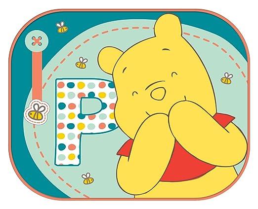 4 opinioni per Disney 28117 Coppia Tendine Laterali Winnie the Pooh baby 44X35 cm