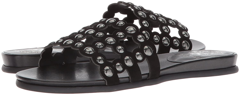 Vince Camuto Women's Ellanna Slide US|Black Sandal B075FS82L2 11 B(M) US|Black Slide ef0c3d