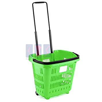 15 x supermercado compras cesta de la compra cesta de la compra DIY al por menor: Amazon.es: Hogar