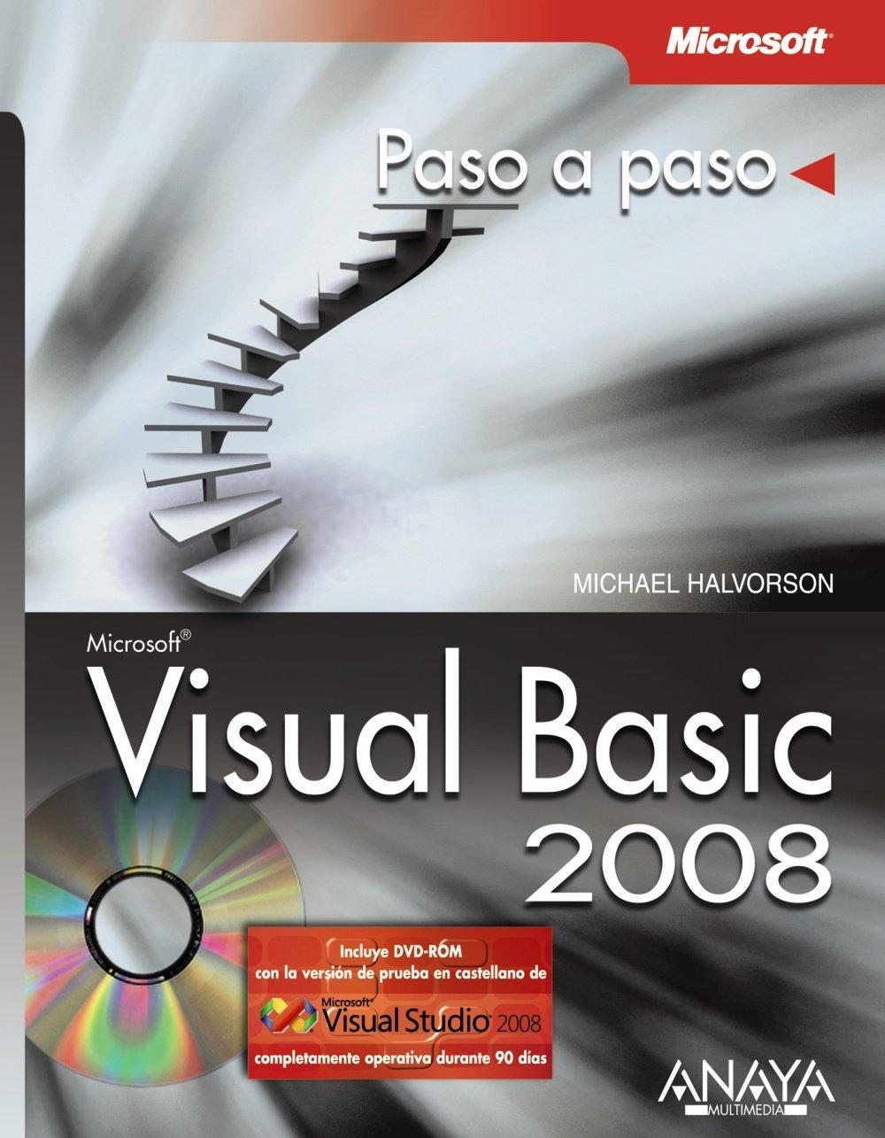 Download Microsoft Visual Basic 2008: Paso a paso / Step by Step (Spanish Edition) pdf epub
