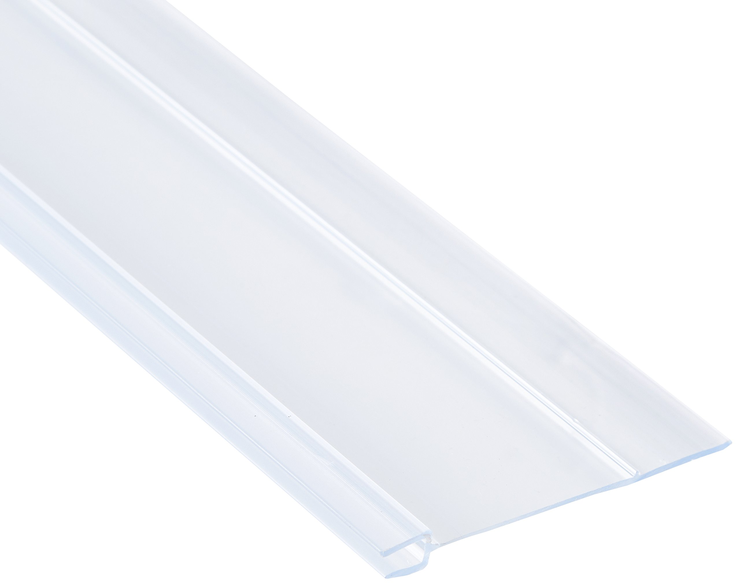 Perfecto Manufacturing APFBAG028 Marineland Plastic Hood Back Strip Lighting for Aquarium, Large, Clear