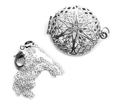 Antonio Banderas Colgante/Amuleto Plata de Ley 925 Z. Abrir ...