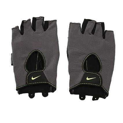 278b442c93 Nike Men's Fundamental Training Gloves, Anthracite/Black/Volt (Medium)