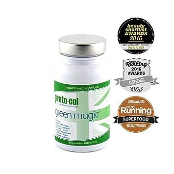 Proto-Col Green Magic Powder, 30 g: Amazon.co.uk: Health ...