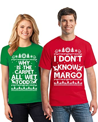 Amazon Com Pekatees Todd Margo Shirt Margo Todd Shirt Christmas