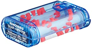 Bissell 203-2514 Brushroll, Cartridge W/2 Brushes 1716 Red Bristles