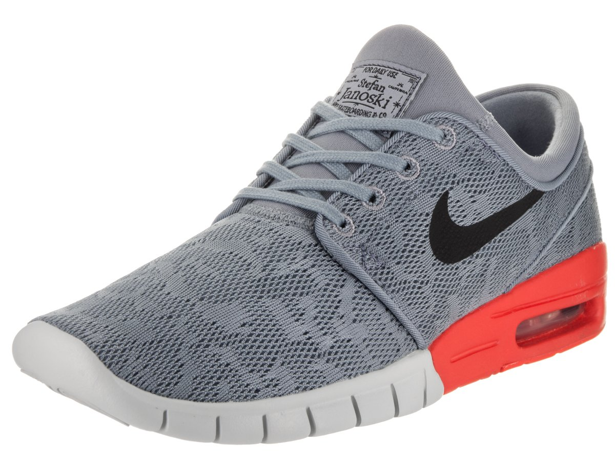 Nike SB Stefan Janoski Max Men's Shoes B01N0YBZDV 9 D(M) US|Stealth/Black Max Orange