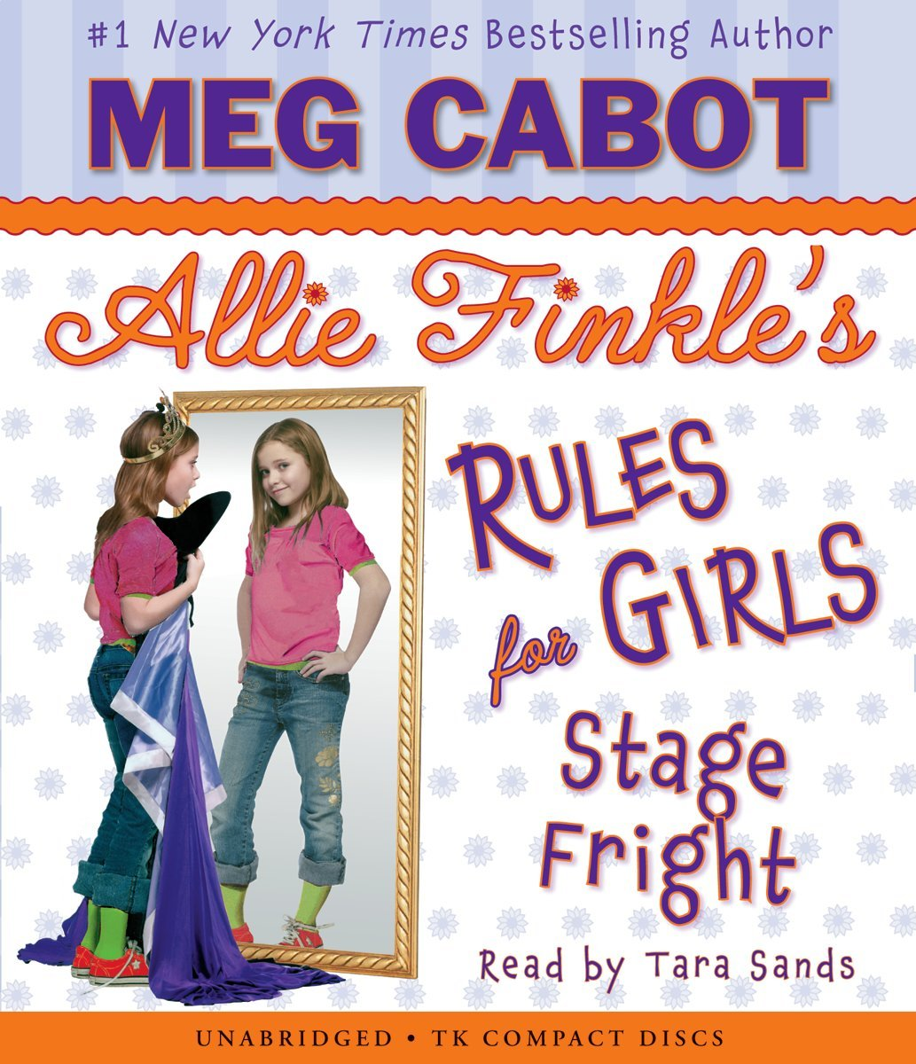 Allie Finkle's Rules for Girls: Stage Fright Synopsis