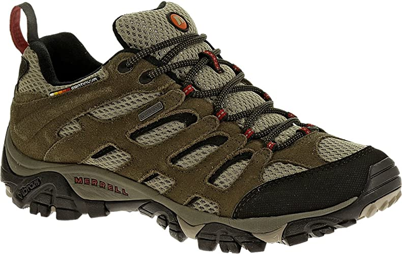 merrell moab hiking shoes reviews
