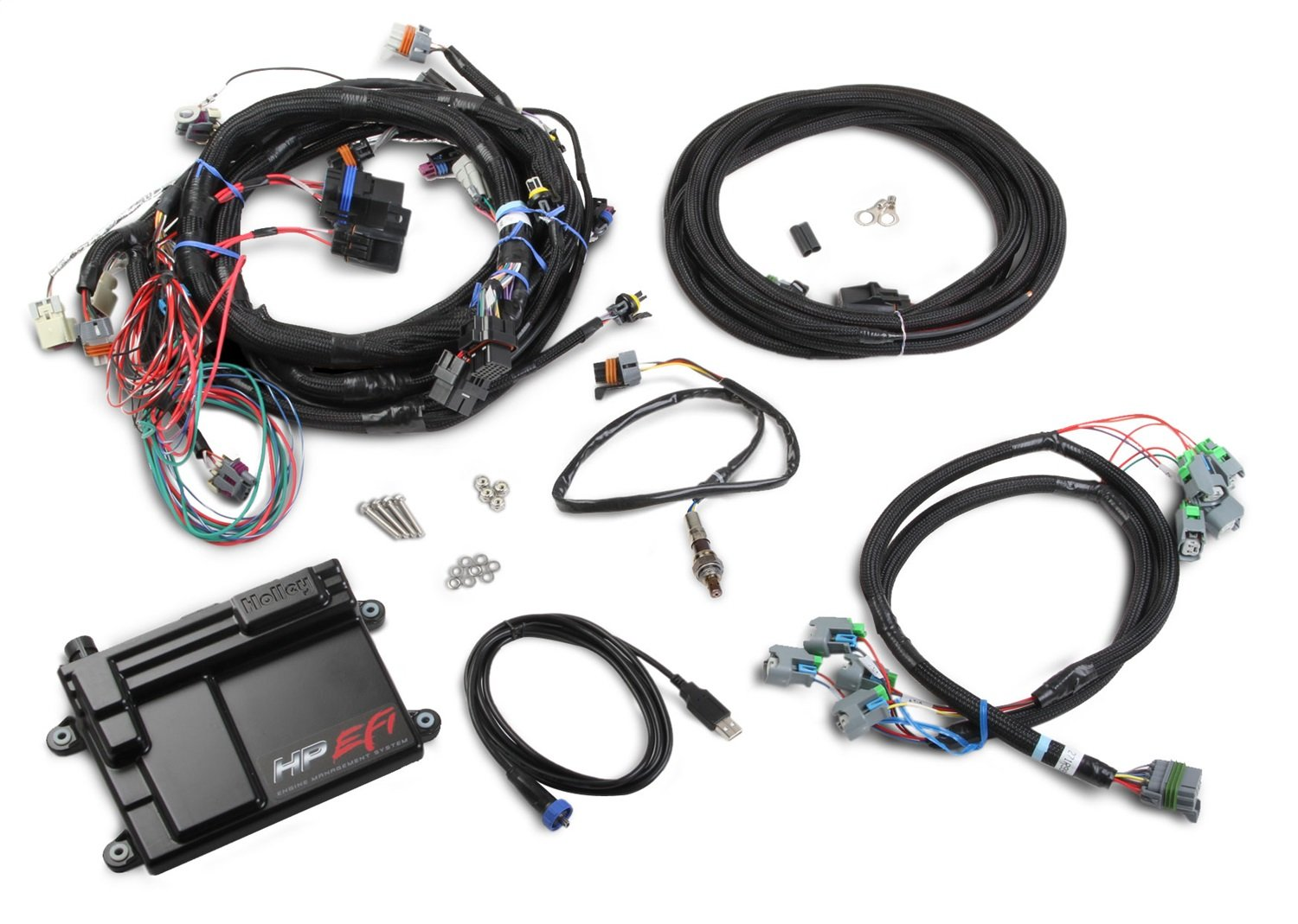 Amazon.com: Holley 550603N Wiring Harness: Automotive on