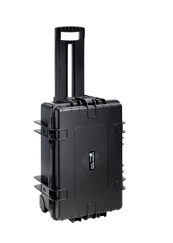 B & W International 6700 /B/Djrm 6700 DJI Ronin M、耐久性、挿入、アウトドアケースカスタムタイプブラック   B01ITRLV7Q