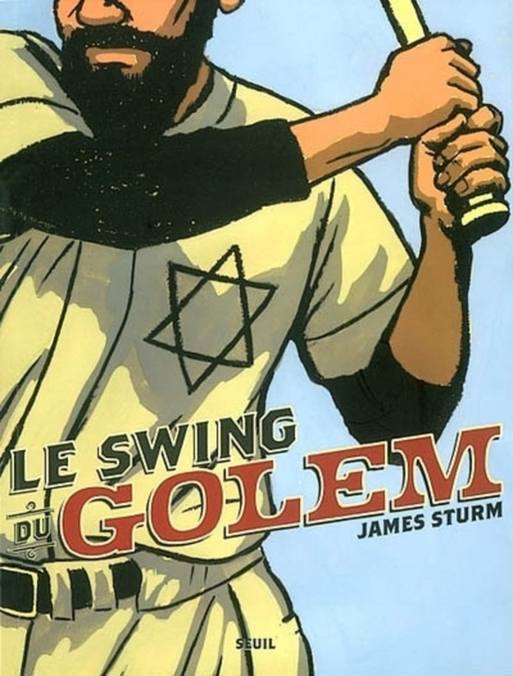 Le swing du Golem sur Bookys