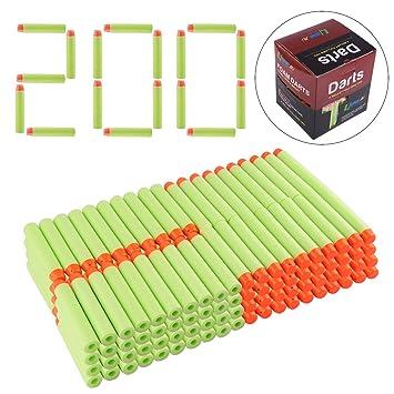 LoKauf 200 Cargador Bullets Darts per Nerf Rapidstrike ...