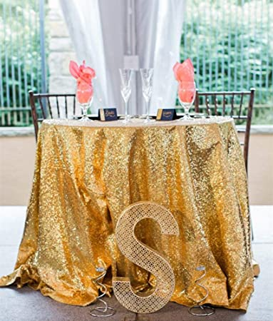 1 Pc OWS 36 Inch Royal Blue Round Polyester Table Cloth Table Cover Wedding Party Event