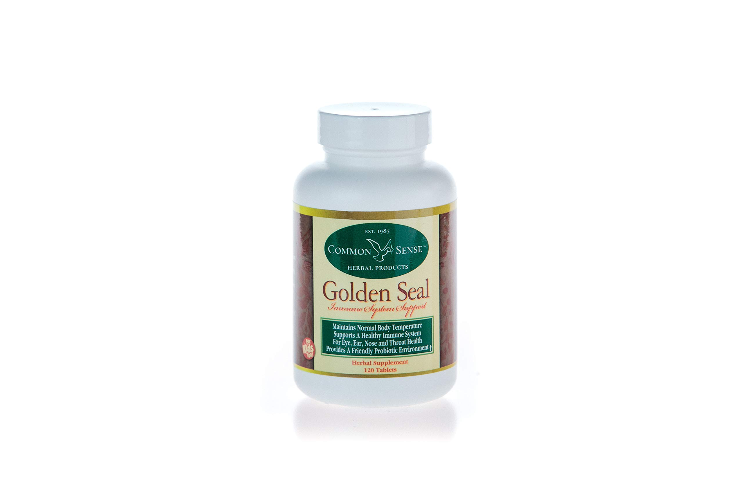 Golden Seal (120): Immune System Support