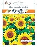 SUNFLOWER DWARF FLOWER SEEDS BY KRAFT SEEDS