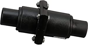 Whale Non-Return Inline Valve - Suction or Discharge Line - Nitrile